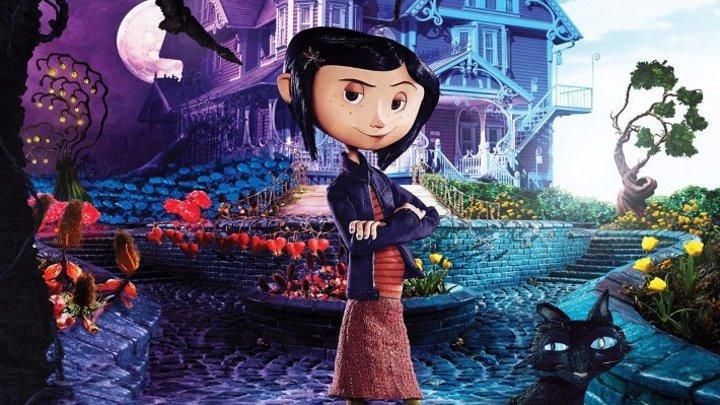 Коралина в Стране Кошмаров HD мультфильм 2009