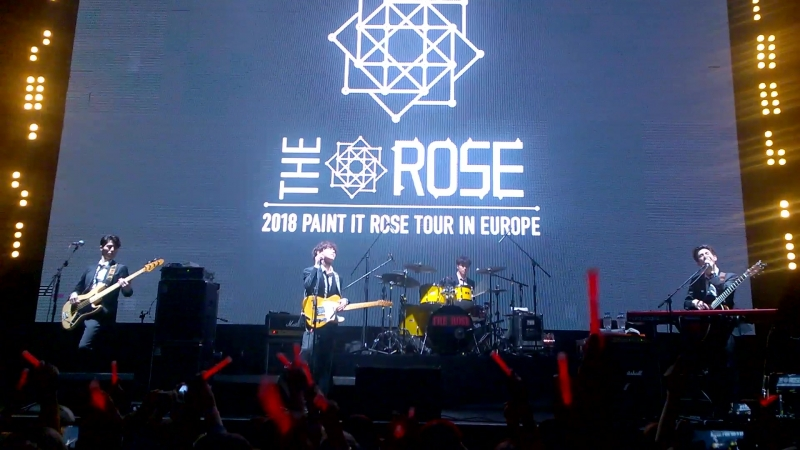 [18.02.2018] The Rose - OMG