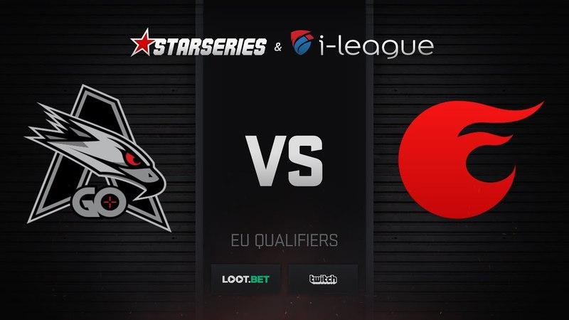 AGO vs eXtatus map 3 cobblestone StarSeries i League S5 EU Qualifier