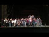 Лос-Анджелес Опера поздравление для Пласидо Доминго.