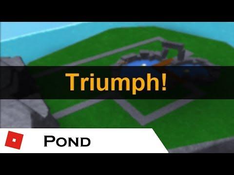 Triumph: Pond (Quad-Op)   Tower Battles [ROBLOX]