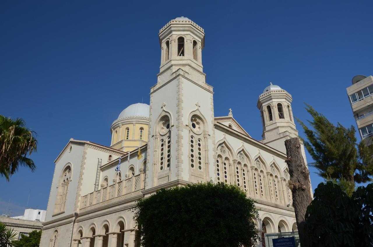 FOFmRClC14U Лимассол (Кипр) достопримечательности.