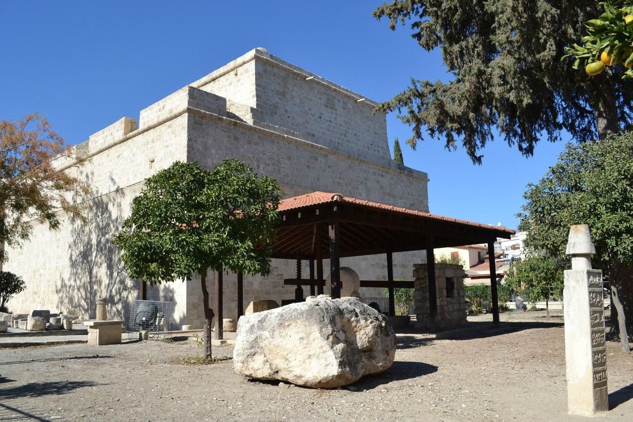 mBgosefnt1Y Лимассол (Кипр) достопримечательности.