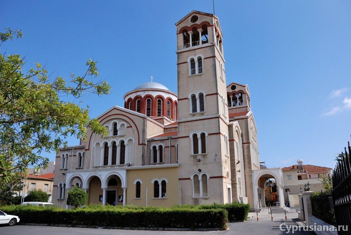 VU2j0O6vLrE Лимассол (Кипр) достопримечательности.