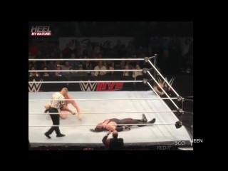 Wrestling Online: Brock Lesnar vs Kane