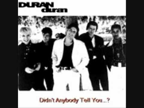 Duran Duran- Second Alibi (Edit) From Didn`t Anybody Tell You?