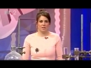 На Хорватском телевидении телеведущая упала в обморок