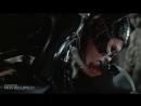 Batman Returns (1992) - A Deadly Kiss Scene fetish, bdsm, femdom, фетиш, 18, эротика, sexy, fetish, каблуки, dominatrix, латекс