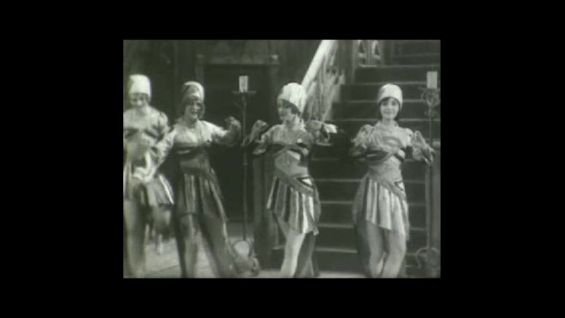 The $2.00-A-Day Dance Troupe - Do Something (1930) Featuring Al Shean