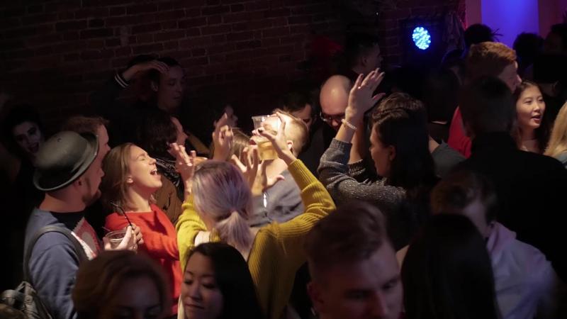 Halloween at Popravka Bar смотреть онлайн без регистрации