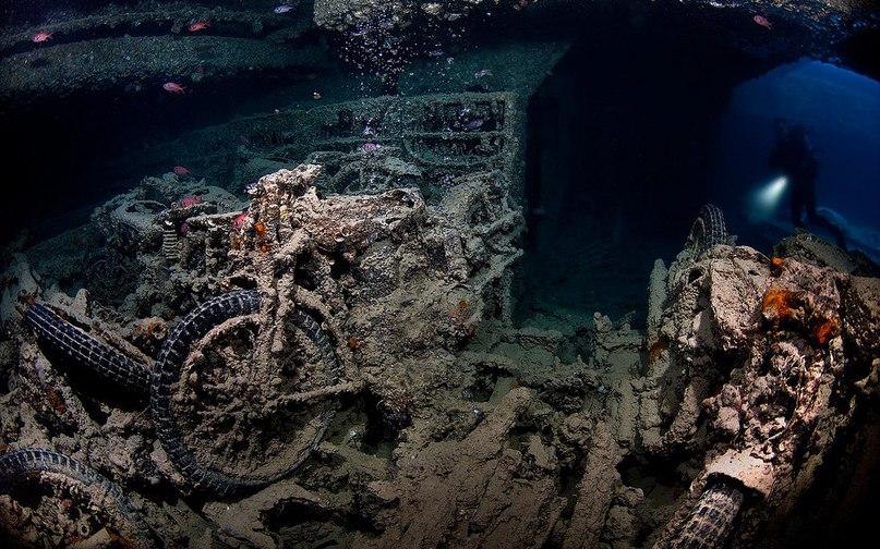 Wreck Крым. Дайвинг в Евпатории 4