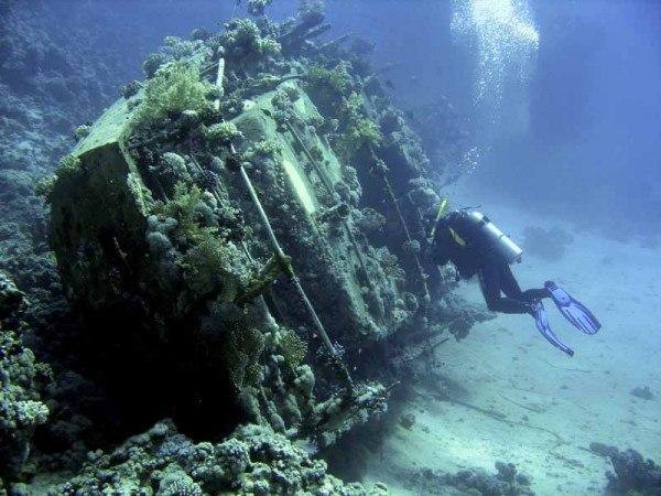 Wreck Крым. Дайвинг в Евпатории 5