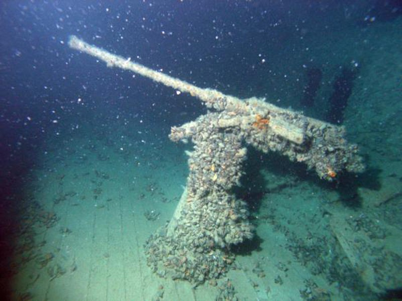 Wreck Крым. Дайвинг в Евпатории 8