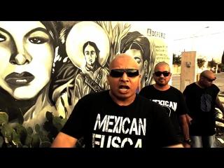 Mexican Fusca - Amenazas de muerte ( Rap music video ) Latinos Asasinos
