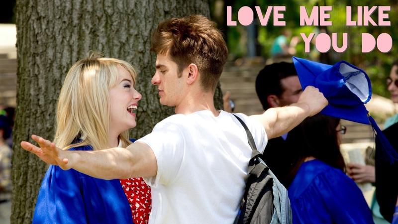 Andrew Garfield Emma Stone I Love Me Like You Do