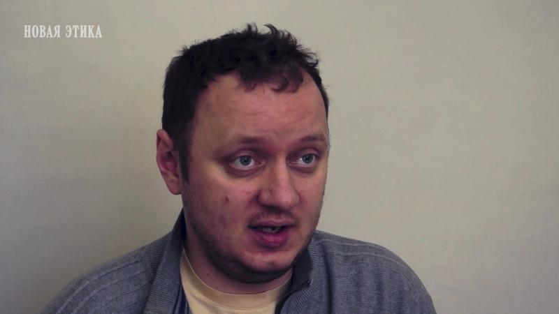 Андрей Коняев о лайках и классах ЭтоВообщеНормально