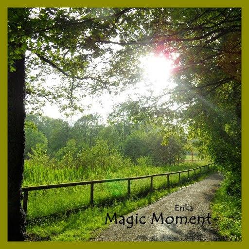 Erika альбом Magic Moment