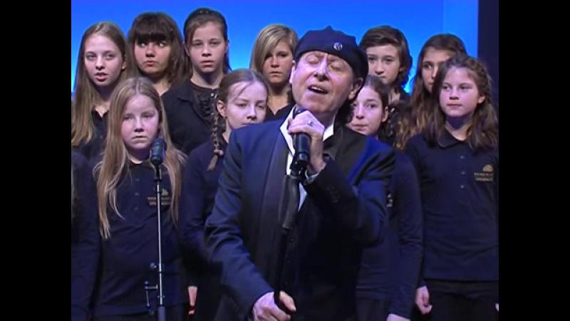 Klaus Meine Scorpions Wind of change Vienna 18 05 2012