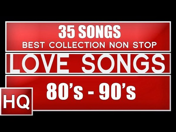 Best Collection Of Nonstop Love Songs 80's 90's Classic Love Songs - Best Romantic Love Songs Ever