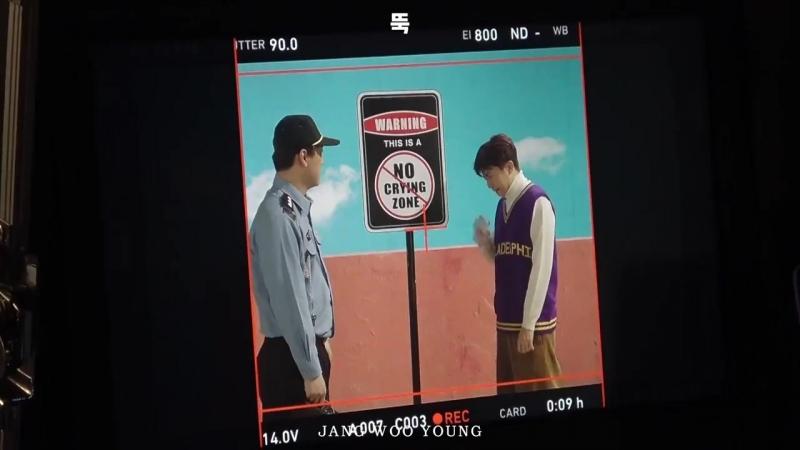 2PM 장우영 뚝 MV 메이킹 필름! (Feat. 준케이, 찬성) Make MV