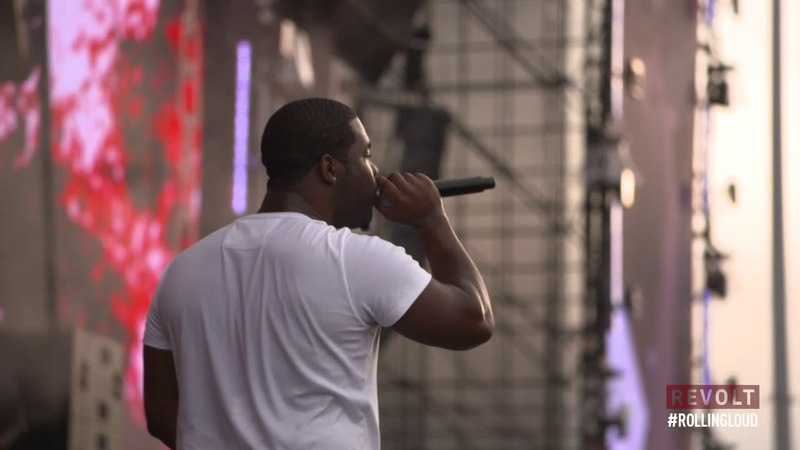 A$AP Ferg performs 'Yamborghini High' | Rolling Loud