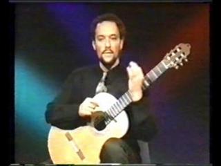 William Kanengiser - Classical guitar mastery