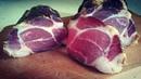 Вяленое Мясо в Домашних Условиях Сыровяленый Балык из Свиной Шеи