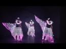 Световое шоу, нарезка видео с репетиции