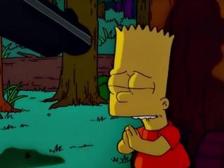 Симпсоны-Господи, порази этих уродов громом