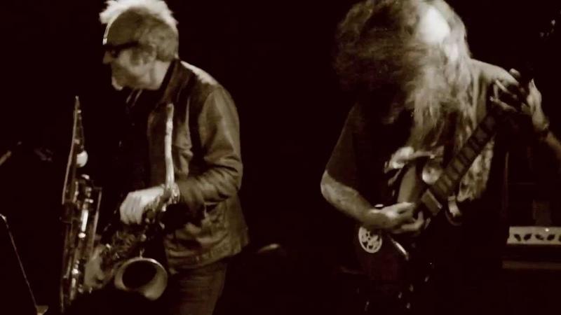 Yakuza The Last Day live, w/ Mars Williams on guest sax
