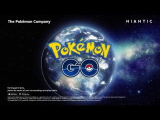 Pokémon GO - More Pokémon, More Adventure. Now with Dynamic Weather Gameplay!