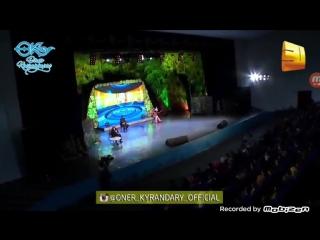 Өнер қырандары Айтыс Айнұр мен Балғынбекке пародия (2017)