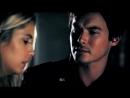 Ханна и Калеб из сериала милые обманщицы