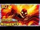 That's One Fiery Topdeck Hearthstone Daily Moments Ep 807