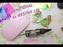 Creiamo Sirene Opal con la Resina UV Ploppi