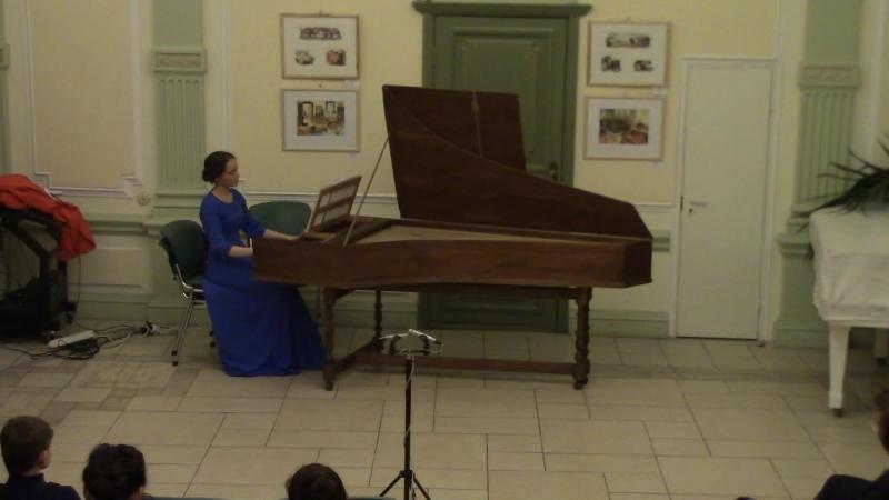 F. Couperin - Pieces de clavecin