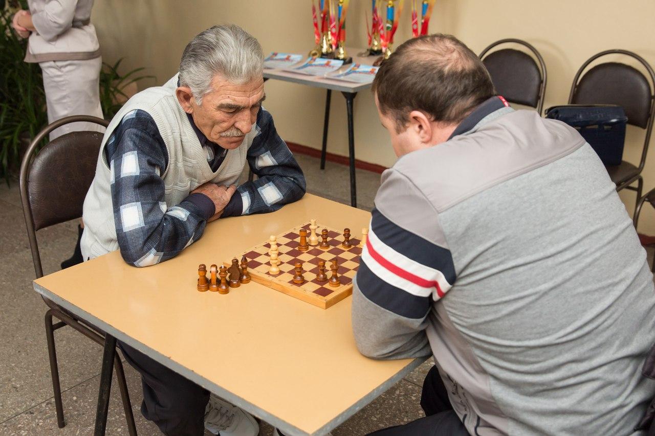 В Зеленчукской состоялся шахматный турнир