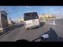 Наезд на мотоциклиста