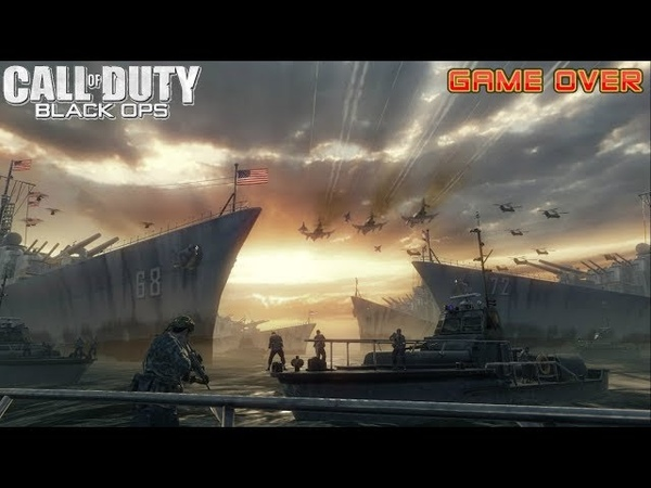 Call of Duty: Black Ops ► Game over