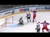 Петров приносит ЦСКА первую победу в финале 2018