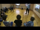 JDISchoolsummer Тренировка по powermove (live)