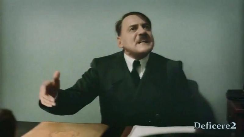 Adolf Hitler - Gentleman (Gentleman Remix_Parody)