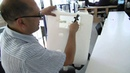 Разборка внутренних устройств смывного бачка Geberit UP172