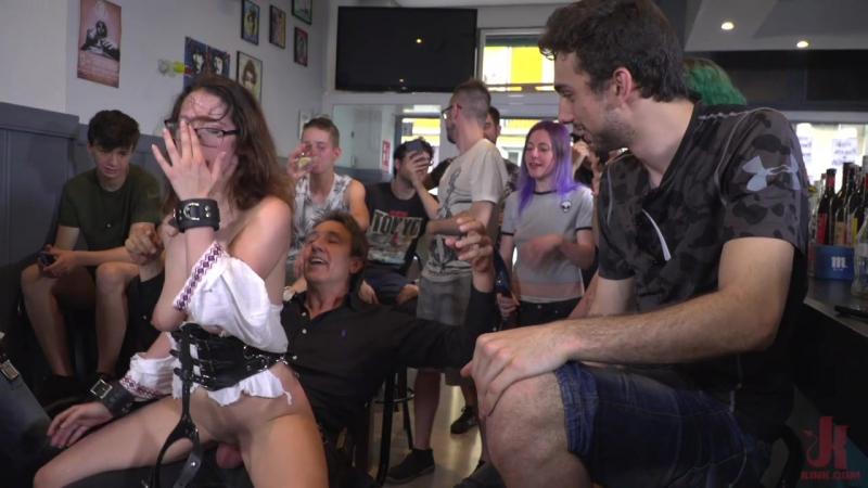 Public Shame Slut Zenda Sexy Disgraced BDSM, Bondage, Domination, Public Disgrace, Hardcore, Discipline,