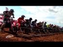 Чемпионат мира по мини мотокроссу, основные моменты. Часть 2 из 3