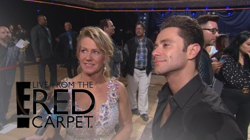 Tonya Harding Is a Runner-Up on DWTS | E! Live from the Red Carpet