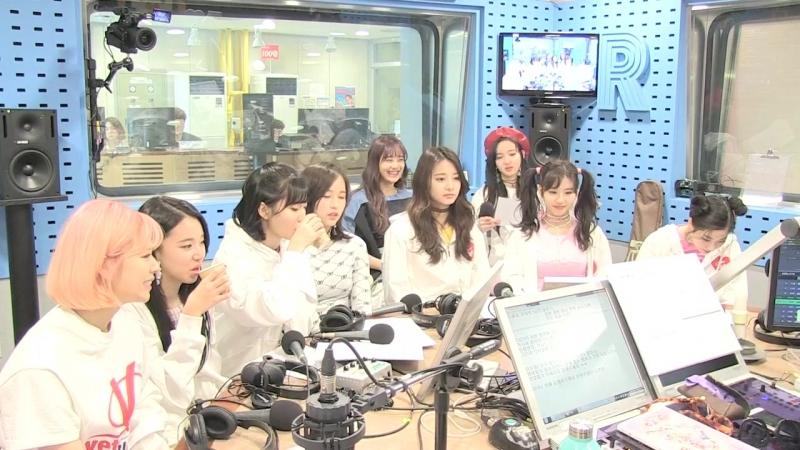 180410 TWICE @ SBS PowerFm Choi Hwa Jung's Power Time