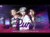 [BAMBOO рус.саб] SE7EN feat. G-Dragon feat. Taeyang – RUN