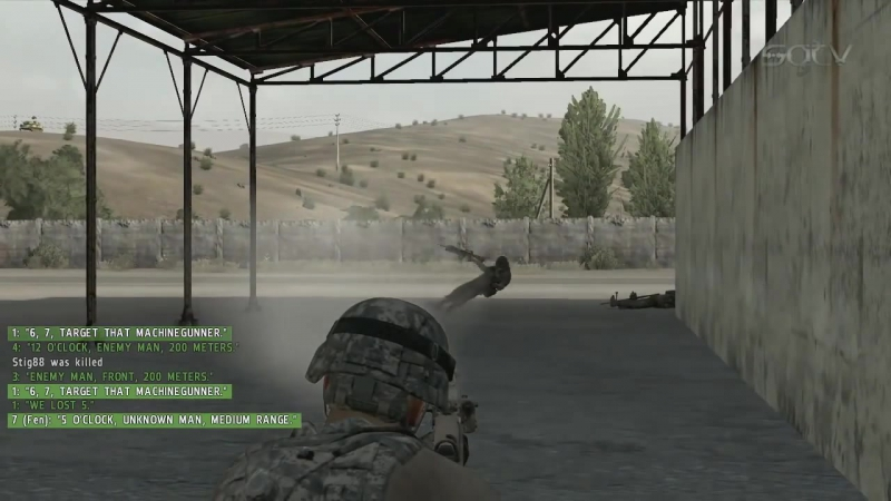История серии Operation Flashpoint, часть 3