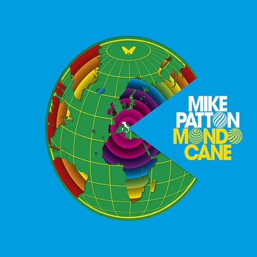Mike Patton альбом Mondo Cane